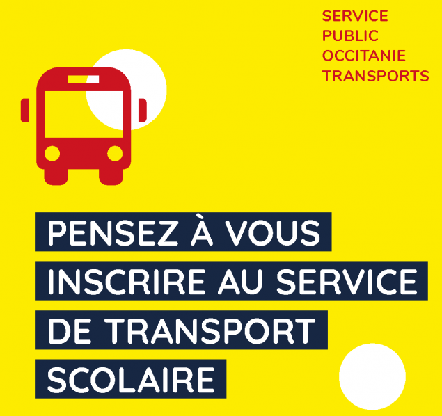 Flyer transports scolaires 2018-2019