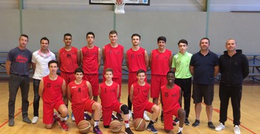 Section basketball 2016-2017 aux championnats de France à Dax