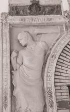 Bas-relief Gustave Violet Fortifie ton corps