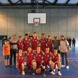 Basketball Jean Moulin Vice Champions de France 2018